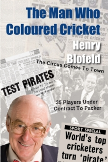 The Man Who Coloured Cricket, Paperback Book