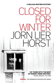 Closed for Winter, Paperback Book