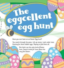 EGGCELLENT EGG HUNT,  Book