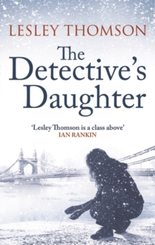 The Detective's Daughter, Hardback Book