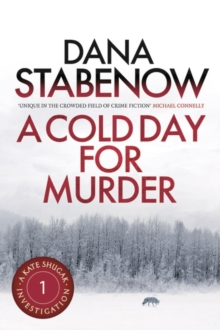 A Cold Day for Murder, Paperback / softback Book