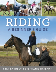 Riding : A Beginner's Guide, Paperback / softback Book