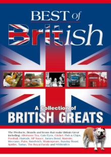 Best of British : A Collection of British Greats, Paperback Book
