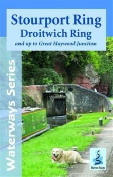 Stourport Ring and Droitwich Ring : and Up to Great Haywood Junction, Sheet map, folded Book