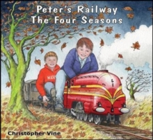 Peter's Railway The Four Seasons, Paperback Book