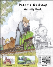 Peter's Railway Activity Book, Paperback Book
