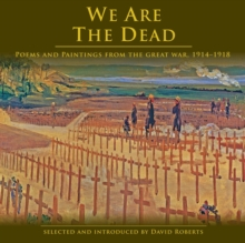 We are the Dead, Hardback Book