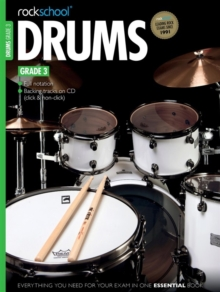 Rockschool Drums, Sheet music Book