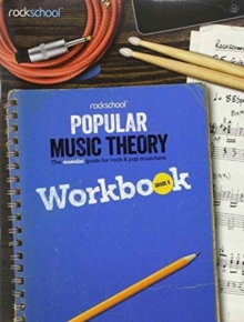 Rockschool Popular Music Theory Workbook Grade 6, Paperback Book