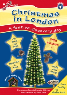 Christmas in London : A Family Adventure Day, Paperback Book