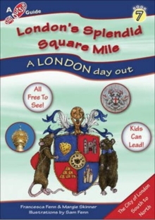 London's Splendid Square Mile, Paperback / softback Book
