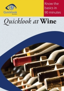 Quicklook at Wine, Paperback Book