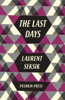 The Last Days, Paperback Book
