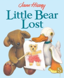 Little Bear Lost, Paperback Book