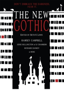 The New Gothic, Paperback Book