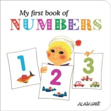 My First Book of Numbers, Board book Book