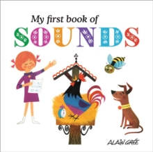 My first book of sounds, Board book Book