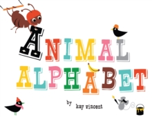 Animal Alphabet, Hardback Book