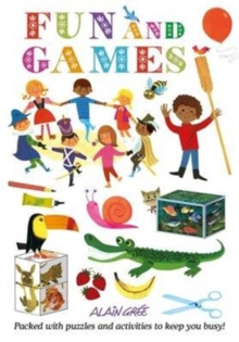 Alain Gree - Fun and Games, Paperback Book