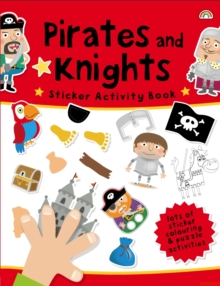 Pirates and Knights, Hardback Book