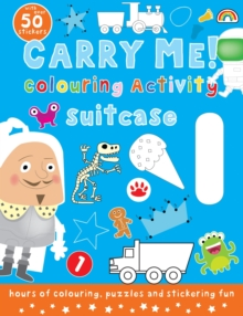 Carry Me! : Colouring Activity Book (Boys), Paperback Book