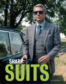 Sharp Suits NEW EDITION, Hardback Book