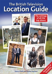 The British Television Location Guide, Paperback / softback Book