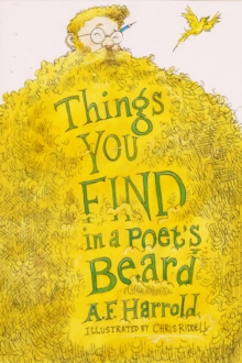 Things You Find in a Poet's Beard, Paperback Book