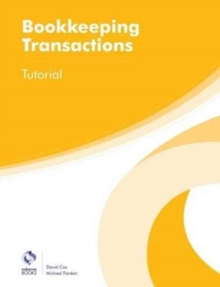 Bookkeeping Transactions Tutorial, Paperback / softback Book