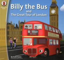 Billy the Bus and the Great Tour of London, Paperback Book