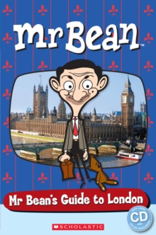 Mr Bean's Guide to London, Mixed media product Book