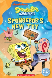 Spongebob Squarepants: SpongeBob's New Toy, Mixed media product Book