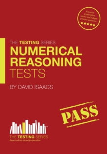 Numerical Reasoning Tests : Sample Test Questions and Answers, Paperback Book