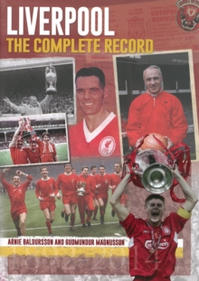 Liverpool: The Complete Record, Hardback Book