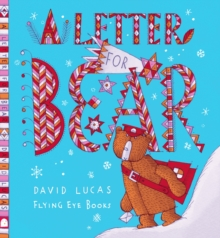 A Letter for Bear, Hardback Book