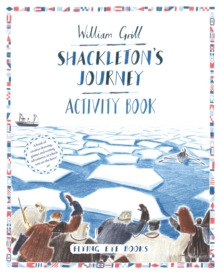 Shackleton's Journey Activity Book, Paperback Book