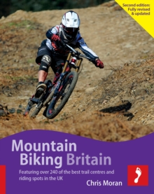 Mountain Biking Britain, Paperback Book