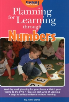 Planning for Learning through Numbers, Paperback Book