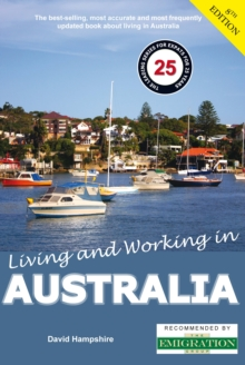 Living and Working in Australia, Paperback Book
