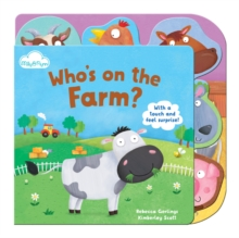 Who's on the Farm, Board book Book