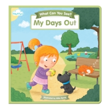 My Days out, Board book Book