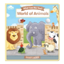World of Animals, Rag book Book