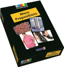 More Prepositions, Cards Book
