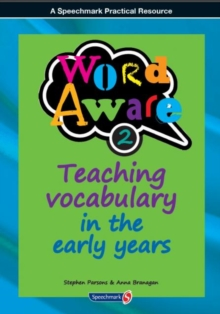Word Aware 2 : Teaching Vocabulary in the Early Years, Paperback Book
