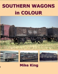Southern Wagons in Colour, Paperback Book