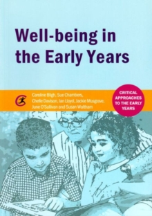 Well-being in the Early Years, Paperback / softback Book