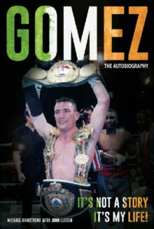 Gomez : The Autobiography, Hardback Book