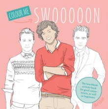 Swoon : The heartthrob activity book for good colour-inners, as well as beginners, Paperback / softback Book