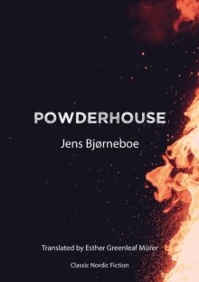 Powderhouse, Paperback Book