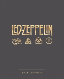 Led Zeppelin By Led Zeppelin, Hardback Book
